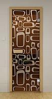 Двері для лазні та сауни ТРАФІК ALDO 790х1990 мм, фото 1