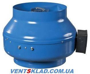 Канальные центробежные вентиляторы в металлическом корпусе серии Вентс ВКМ