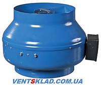 Вентилятор промышленный радиальный канальный центробежный Вентс ВКМ 100