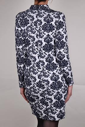 Платье с узором (WZ221), фото 2