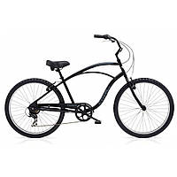 "Велосипед 26"" ELECTRA Cruiser 7D Men's Black, фото 1"