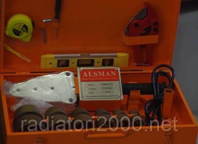 Паяльник  Alsman 1500Bт