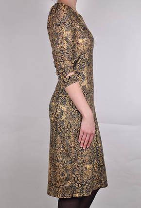 Платье с узором абстракция (WZ8) | 2 шт., фото 2
