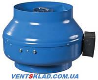 Канальный центробежный вентилятор Вентс ВКМ 125