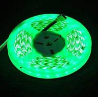 Светодиодная лента 3528-120-IP33 Зеленый