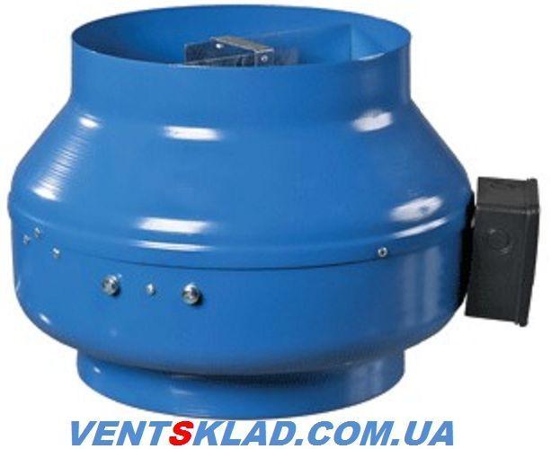 Вентилятор канальний центробіжний радіальний Вентс ВКМ 150