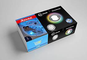 """Подводное освещение """"Хромотерапия"""" Ravak H2O Color"""