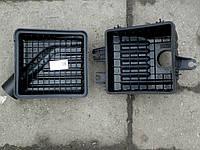 Две половинки фильтра очистки воздуха TF69Y0-1109010. Корпус фильтра Ланос, СЕНС. Две крышки фильтра ЗАЗ ШАНС