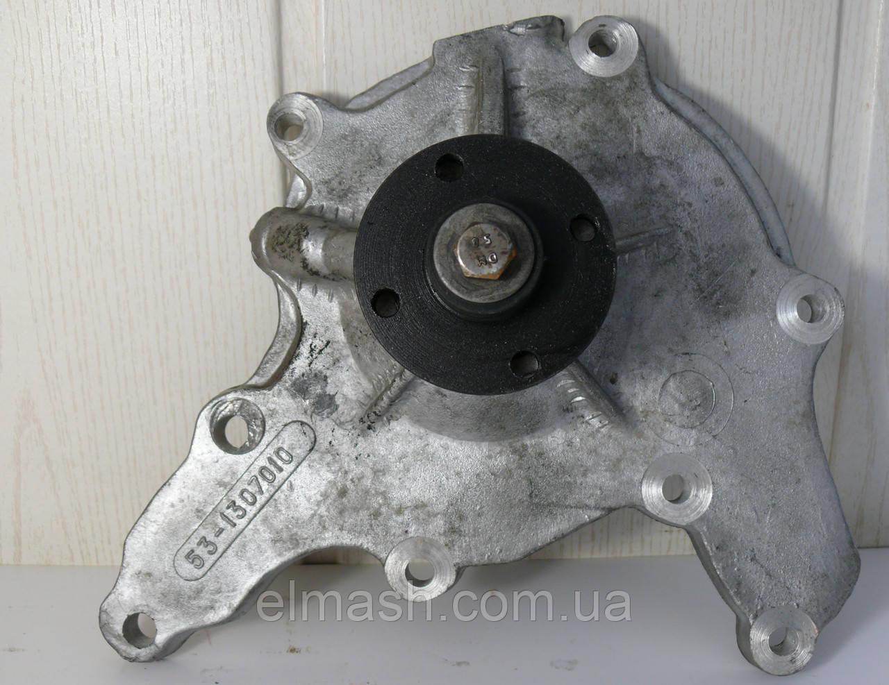 Насос водяной ГАЗ 53 без шкива, алюминиевый корпус (пр-во Украина)