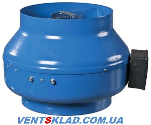 Канальний вентилятор Вентс ВКМ 250 (1310 м3/годину)