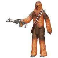 """SW Титаны (30см): Герои вселенной """"Звёздные Войны"""" с аксессуарами, Chewbacca, B3914/B3915"""