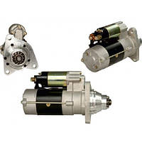 Стартер Mitsubishi 6D24, KOBELCO 6D24. Аналоги M9T80771, M9T80772, ME049315, ME153418