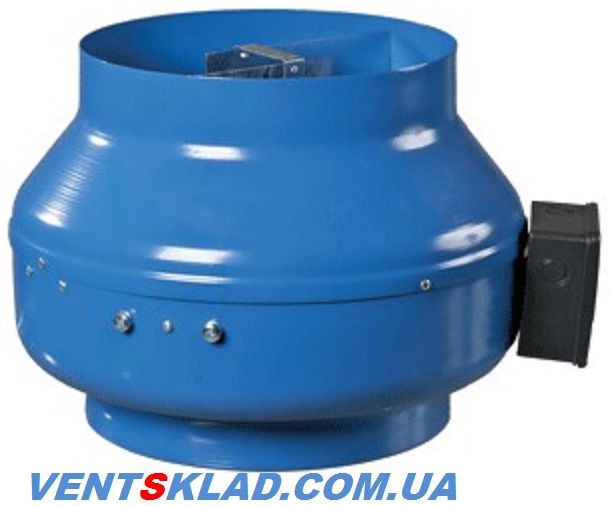 Вентилятор радиальный до 270/305 м³/час Вентс ВКМ 100 Б