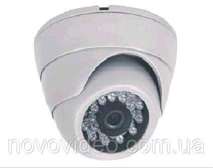 Купольная hdcvi камера Camstar CAM-101D3 (3.6) пластик