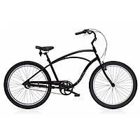 """Велосипед 26"""" ELECTRA Cruiser Lux 3i Men's Black"""