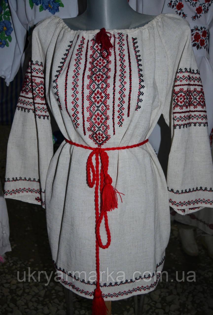 """Жіноча вишивана блузка """"Людмила"""""""
