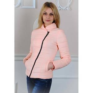 Молодёжная женская весенняя куртка