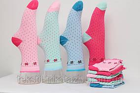 Носки Детские подростковые Девочка точка  (уп. 12шт.), фото 2