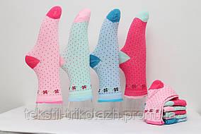 Носки Детские подростковые Девочка точка  (уп. 12шт.), фото 3