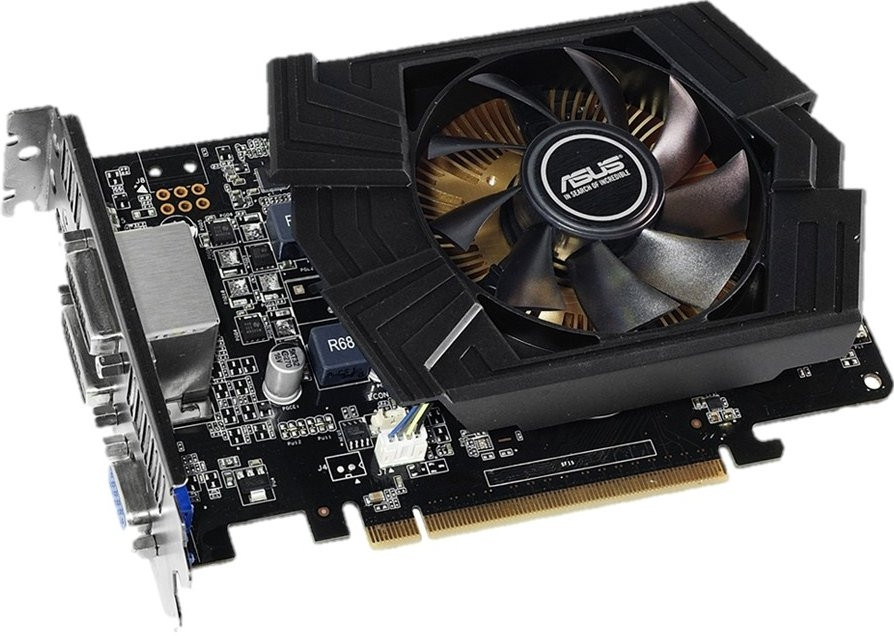 "Видеокарта ASUS GTX750 Ti 2GB GDDR5 ""Over-Stock"""