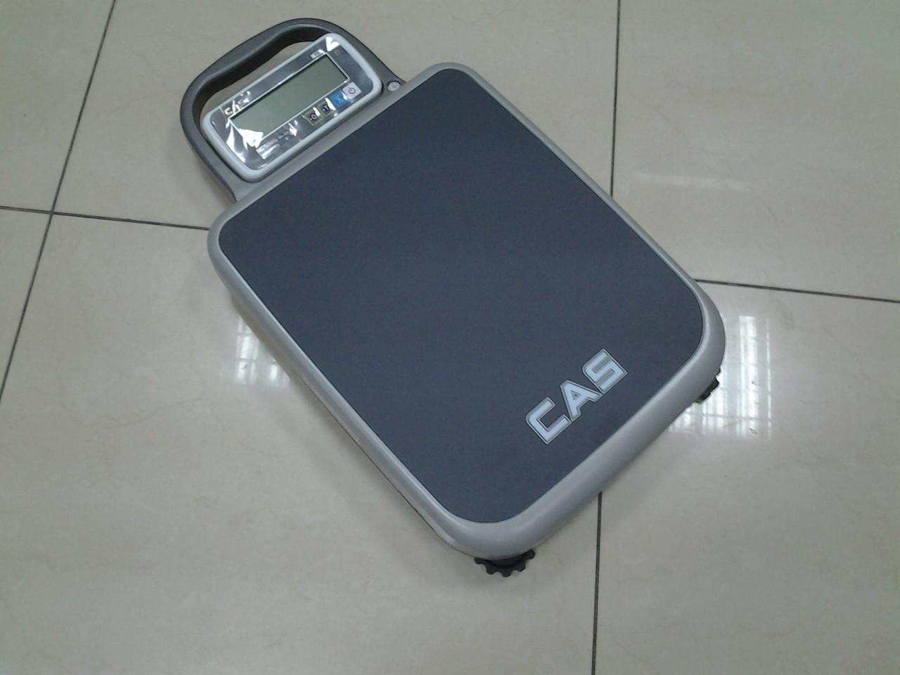 Весы напольные переносные CAS PB