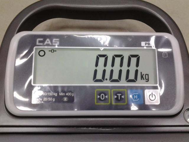 весы для склада CAS PB