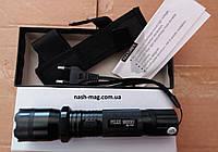 Электрошок-фонарик POLICE BL-1101 + чехол