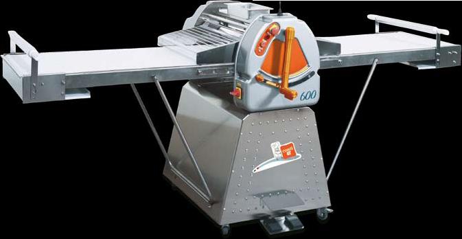 Тісторозкатка Conti SF 500x1250