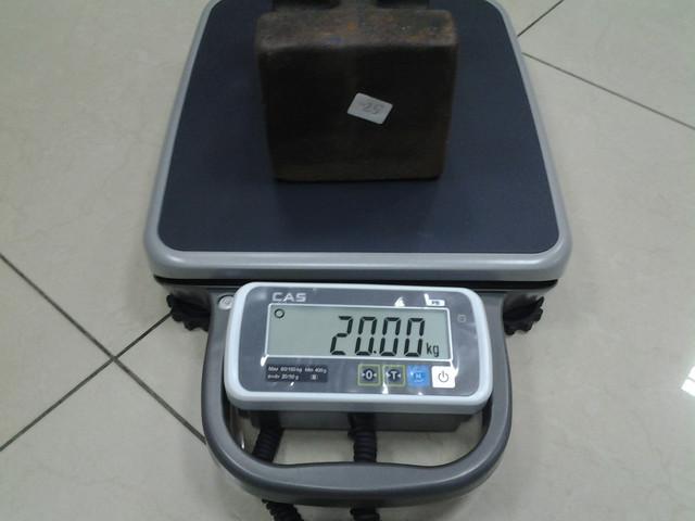 весы электронные CAS PB