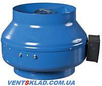 Вентилятор радиальный промышленный до 3095 об.мин Вентс ВКМС 150