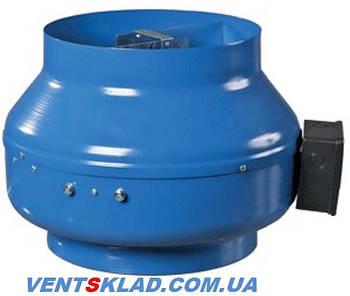 Вентилятор радиальный промышленный Вентс ВКМС 150 (до 3095 об.мин 645 м3/час)