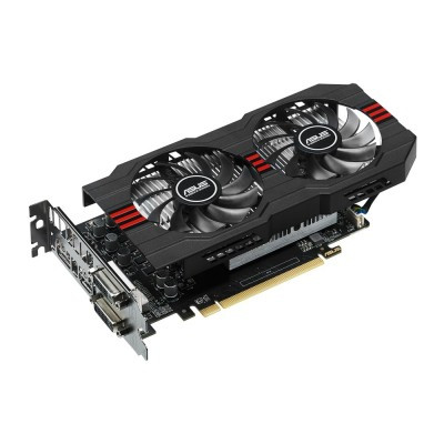 "Видеокарта ASUS R7360-OC-2GD5-V2 2GB OC GDDR5 128bit ""Over-Stock"" Б/У"