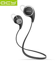 Оригинальные беспроводные спортивные Bluetooth наушники  QCY QY8 с микрофоном