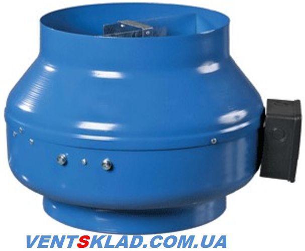 Вентилятор нержавеющая сталь до 1100 м3/час Вентс ВКМС 200