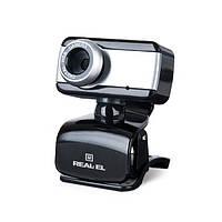 Веб камера REAL-EL FC-130