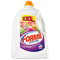 Гель для стирки цветного белья Formil 5л,  66 стирок