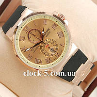 Часы Ulysse Nardin Часы Maxi Marine Gold
