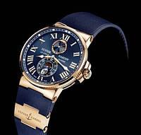 Часы механические ulysse nardin