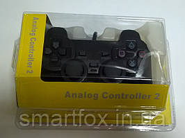 Игровой манипулятор (джойстик) блистер ПС2