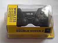 Игровой манипулятор (джойстик) ПК/ПС2/ПС3 711 2,4G (беспроводной)