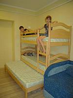 Ліжко тріо Вінні Пух, фото 1