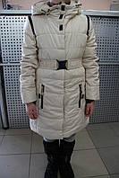 Куртка детская Anernuo 1593 бежевый