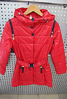 Куртка детская Anernuo 1593 красный