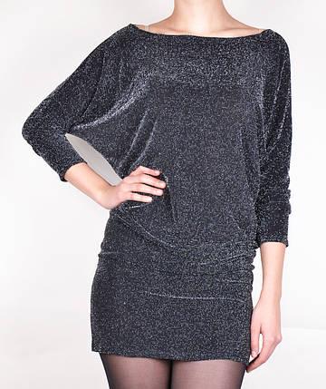 Платье Летучая мышь (WZ225), фото 2