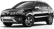 Фаркопы на Renault Koleos (c 2008--)