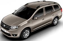 Фаркопы на Renault Logan MCV (c 2013--)