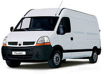 Фаркопы на Renault Master (1998-2010)