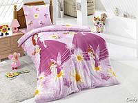 Комплект постельного белья полуторный детский First Choice Бязь