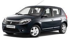 Фаркопы на Renault Sandero (2007-2013)