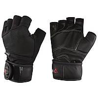 Перчатки для фитнеса reebok os training wrist glove (Артикул: AJ6735)